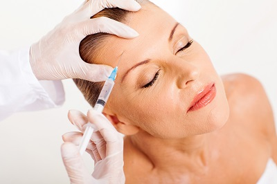 Anti Wrinkle Injection Forehead