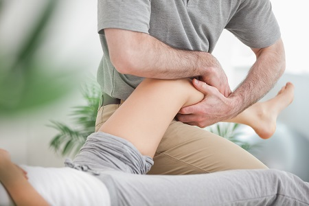 sports massage by Havering Physiotherapy
